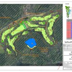 1002-300 Master Plan Golf Course - Double Nine A1 2000