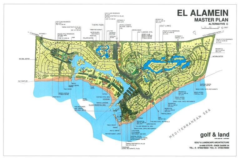 el_alamein_masteplan