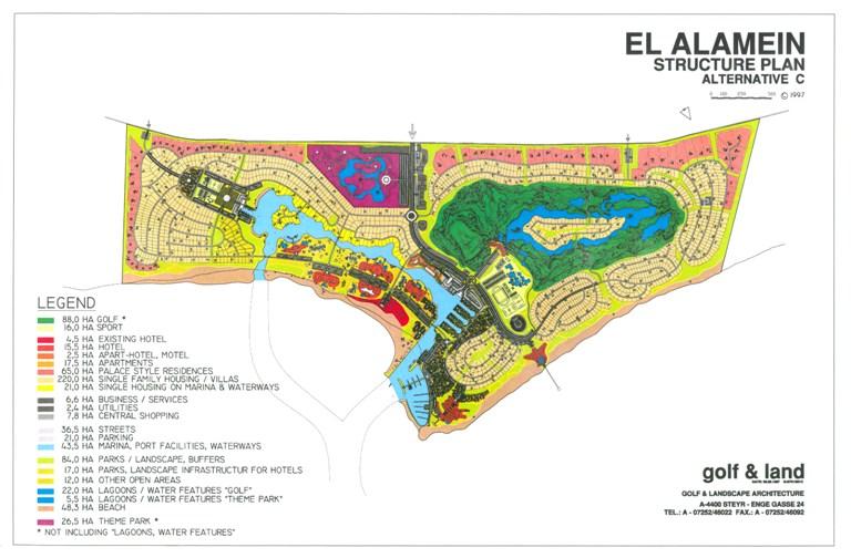 el_alamein_structure_plan