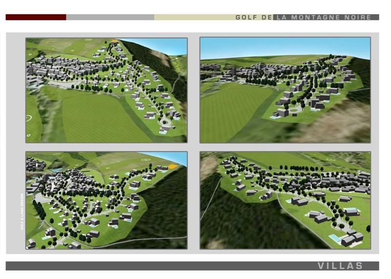 Golf De La Montagne Noir Golf Amp Land Design