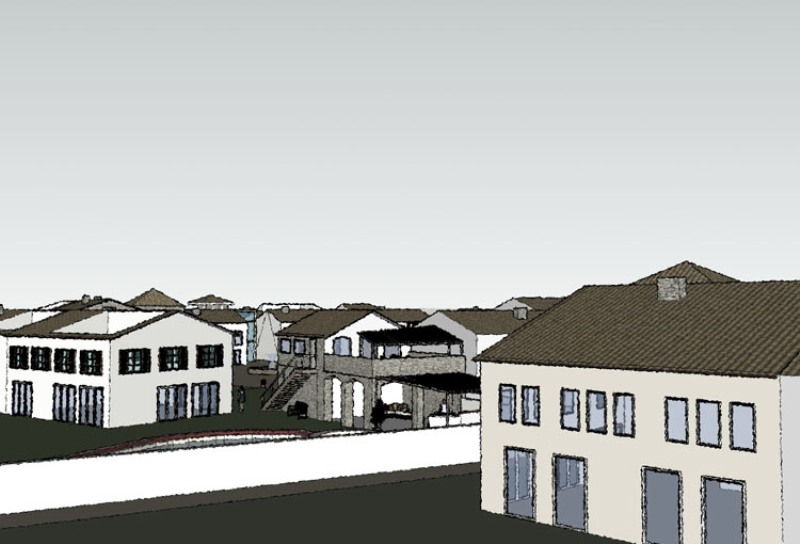 visnjan-housing-sketchup-10