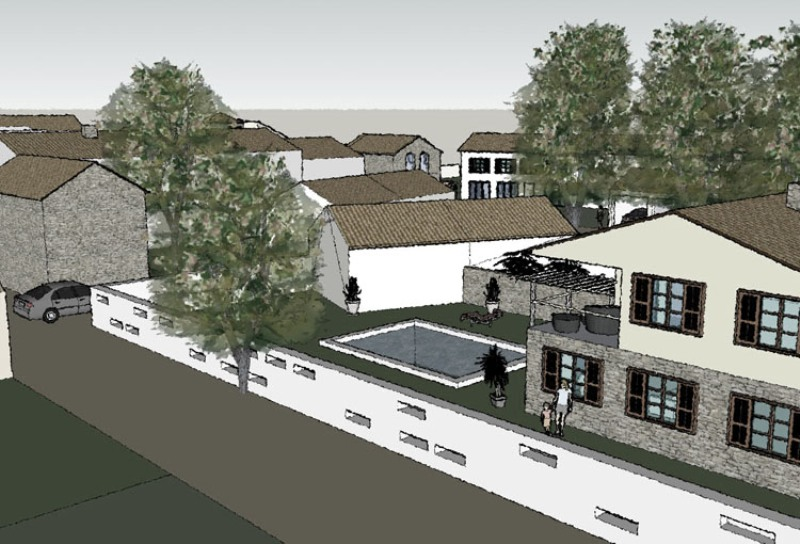visnjan-housing-sketchup-2