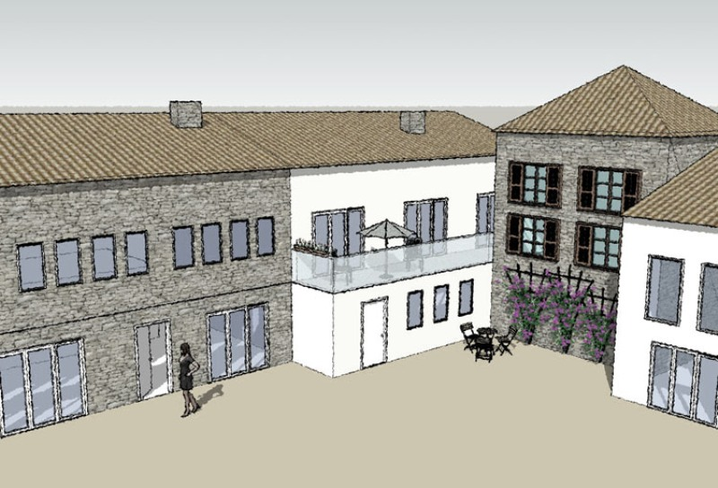 visnjan-housing-sketchup-3