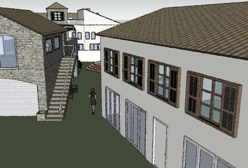 visnjan-housing-sketchup-4