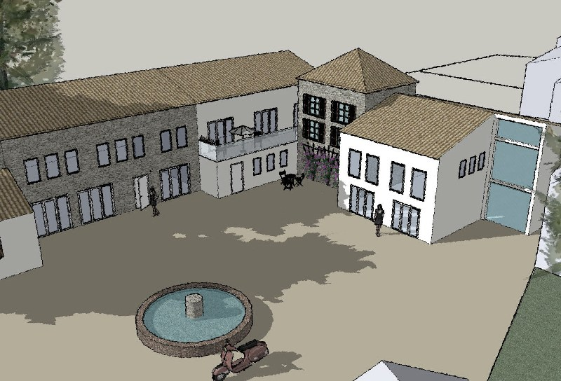 visnjan-housing-sketchup-5
