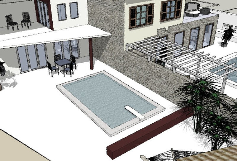 visnjan-housing-sketchup-9