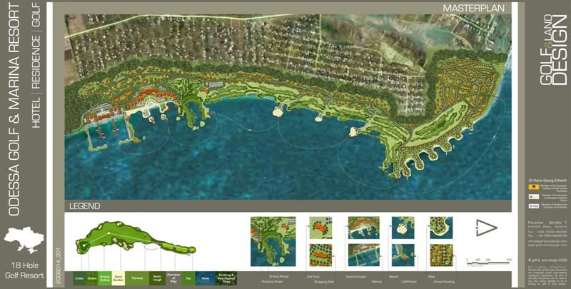 Odessa Golf Marina Resort