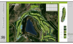 Shamakhi golf resort masterplan