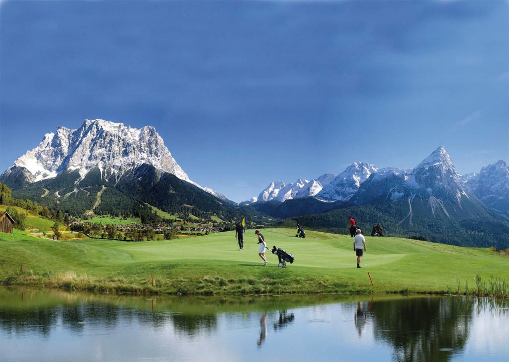 Tiroler-Zugspitzgolf
