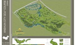anshun city golf course