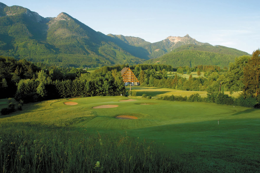 salzkammergut golf course