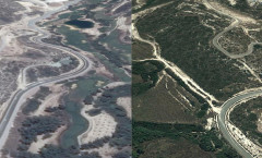 secret valley before and after