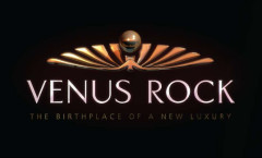 venus rock resort logo