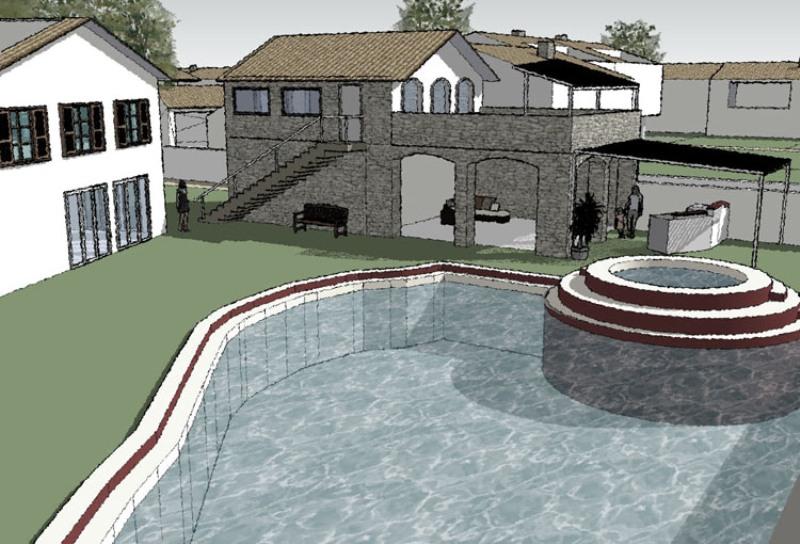 visnjan housing sketchup (12)