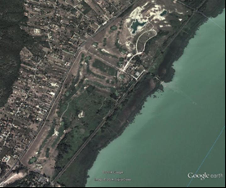 Aerial GC Imperial Balaton 2006