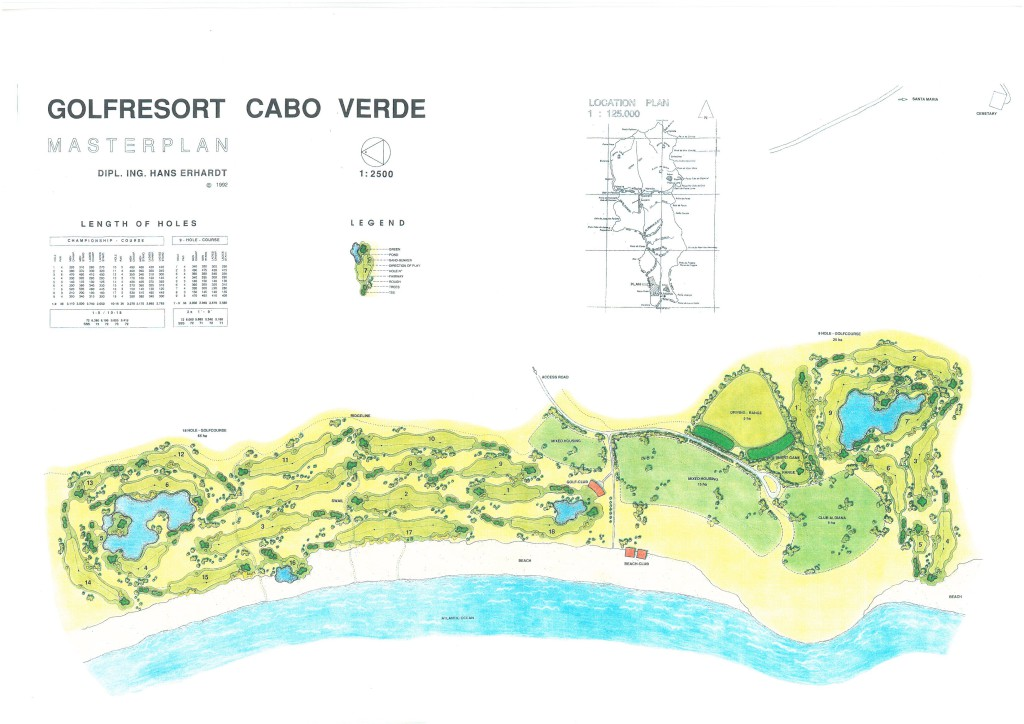 Golf Resort Capo Verde