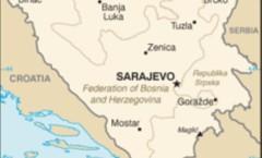 BiH Map