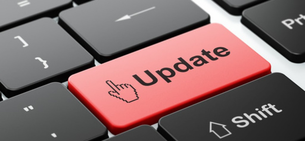 website-update