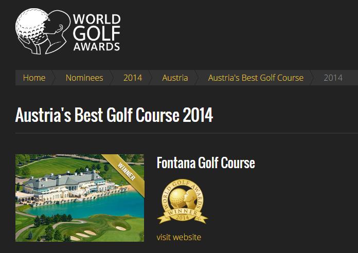 worldgolfawards.com austrias best golf course 2014 fontana